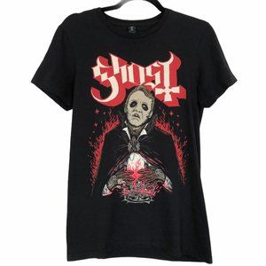 Hot Topic Ghost BC Cardinal Copia Unisex T-Shirt